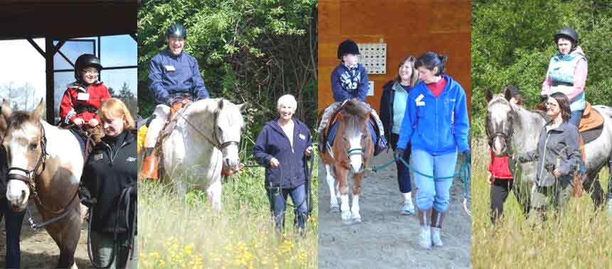 Errington Therapeutic Riding Association